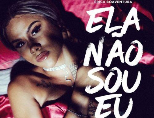 """""""Ela não sou eu"""" il nuovo singolo di Érica Boaventura"""
